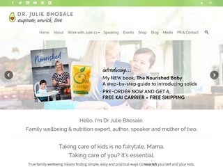 juliebhosale.co.nz