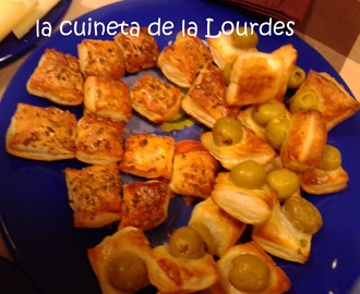 CANAPES VARIATS (II part)