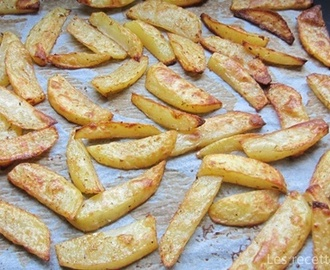 Potatoes maison – Un tour en cuisine