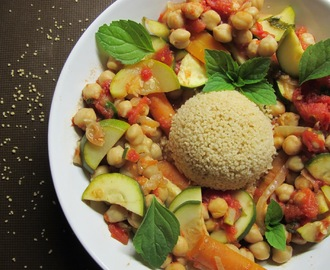 Chickpea week! - Moroccan Stew