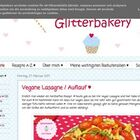 Glitterbakery | baking is love made visible