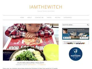 iamthewitch Food and Travel Escapades