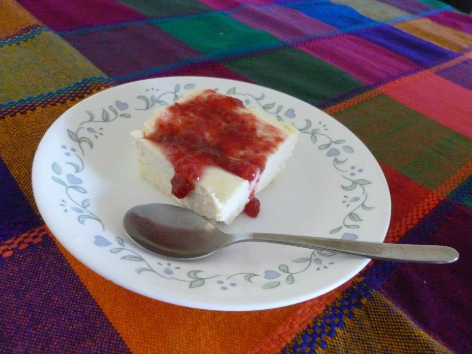 Postre de quesillo Diet