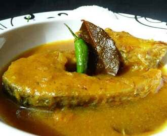 Doi Maach (Fish Cooked with Yogurt) – Bengali Cuisine