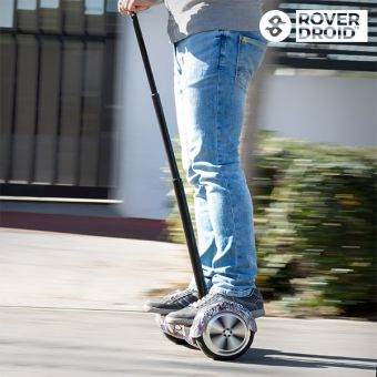 Rover Droid Pro · Rod 720 Electric Scooter kontroll