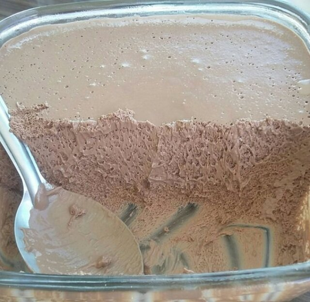 Mousse de Chocolate com 3 Ingredientes
