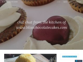 Bliss Chocolate Cakes