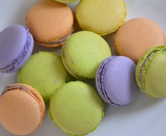 Poptasi Pastry, Workshop macarons
