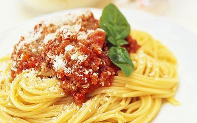 Authentic Spaghetti Bolognese - Recipe