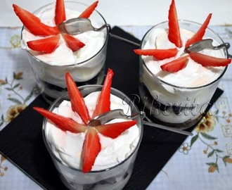 Vasitos de postre