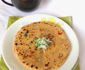 Mooli Ka Paratha | Radish Recipes