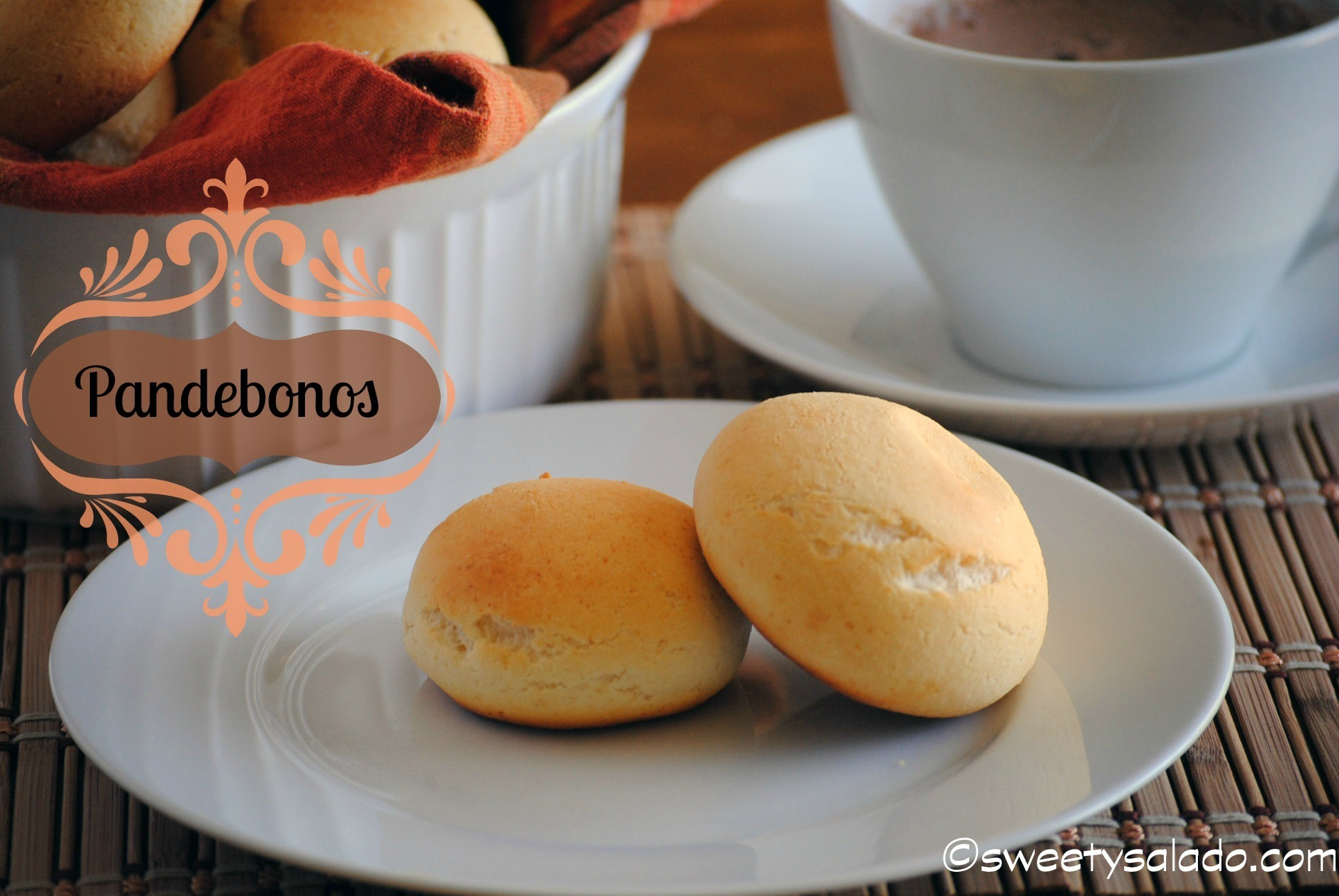 Pandebonos (Colombian Cheese Bread)