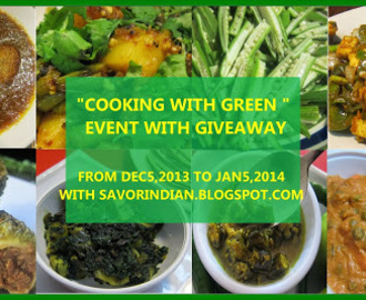 Cooking with Green - Event Round Up