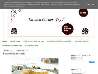 Kitchen Corner-Try It