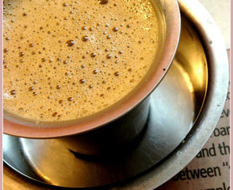Filter Coffee | How to make Filter Coffee | South Indian Filter Coffee | Kitchen Basics 101