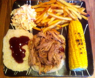 RECIPE: Pulled pork