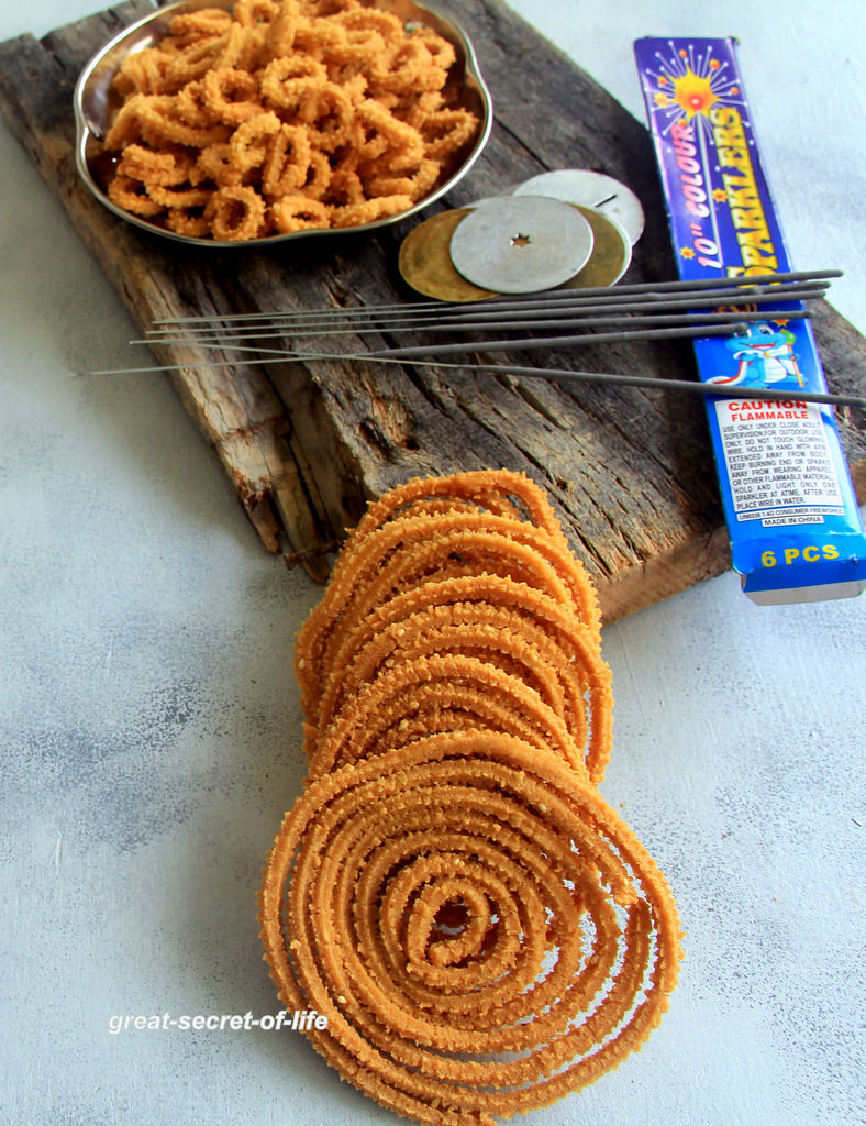 Maharashtrian chakli Recipe - Masala Murukku Recipe - Diwali Recipes - Deepavalai Recipes - Snack Recipes - Festivals recipes