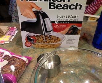 Baking Made Easier with Hamilton Beach Mixers