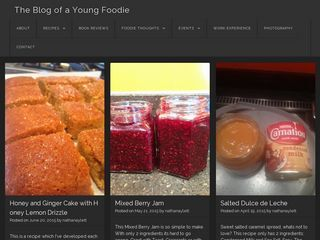 The Blog of a Young Foodie