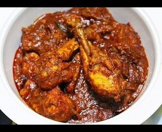 How to make masala chicken at home with 1.5 Million views