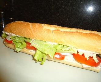 Baguete Delicias do Mar e Atum