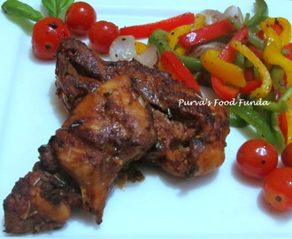 Lipsmacking Barbeque Chicken