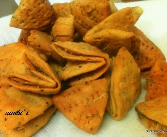 Nimki : salty & spicy treat