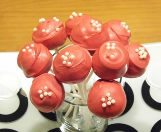 Paso a paso cake pops. Video.