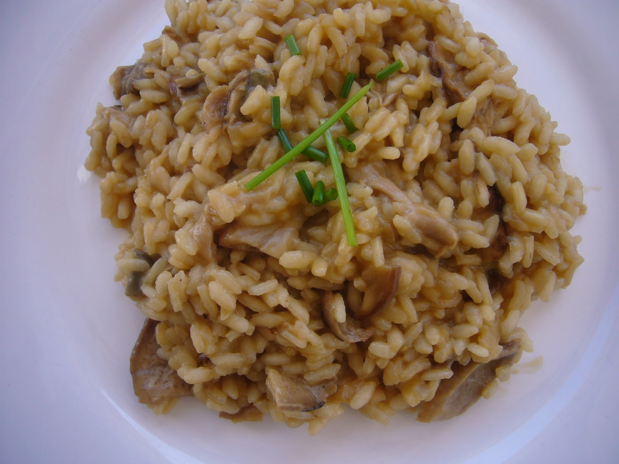 ARRÒS AMB CEPS - RICE WITH FUNGHI PORCINI