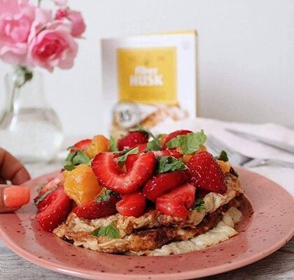Low FODMAP recept: Glutenfria pannkakor