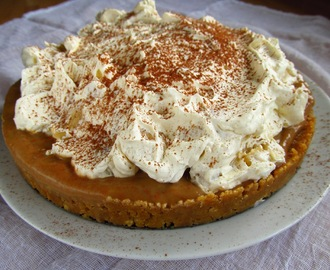 Speedy Banoffee Pie