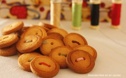 Galletas Con Thermomix