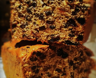 The Earl's Christmas Edition Whisky Tea Loaf with Vanilla and Mace
