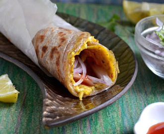 Egg Roll/Indian Style Wrap