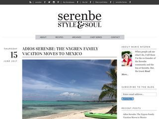 Serenbe Style and Soul