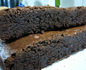 Brownie - Jamie Oliver
