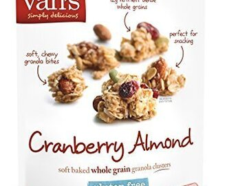 Van's Cranberry Almond Granola Review