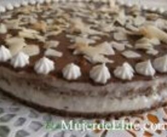 TARTA COCO CHOCOLATE