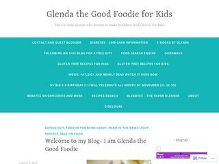 Glenda the Good Foodie