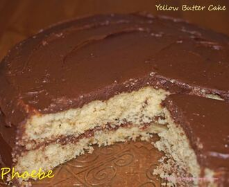 Yellow Butter Cake