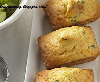 Cheese & Green Onion Cornbread