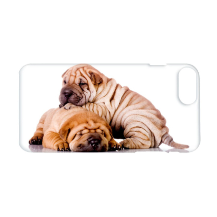 Hund shar pei iphone 7 plus skal