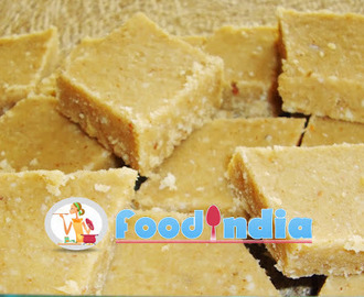 Sukhdi Recipe | Known as Gud Papdi get easy Recipe to Cook at Home
