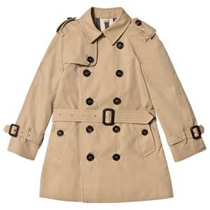 Burberry Mini Wiltshire Trenchcoat Beige 10 years