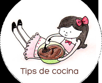 Tips de Cocina: Merengue y Chocolate