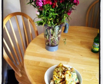 Recipe - Spanish Omelette, Quesadillas, Philadelphia Pasta