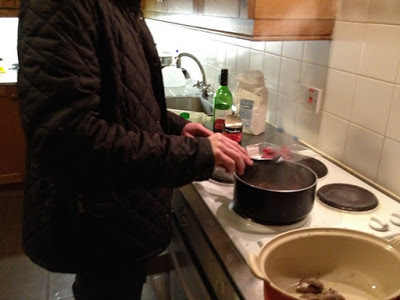 Recipe - Provencal Beef Winter Stew