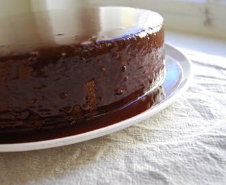 Delicious Darkness: Mud Chocolate Cake...