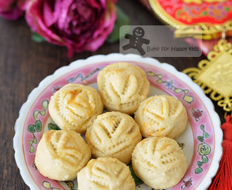 Ultimate Melt-in-the-mouth Malay Style Condensed Milk Enclosed or Nastar Pineapple Tarts