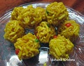 How to make Sev Laddu?